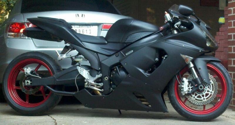 2006 kawasaki ninja zx-6r 636 - kawiforums - kawasaki motorcycle