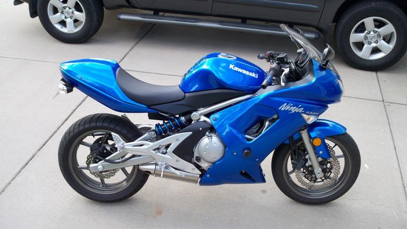 2007 650r Mods Kawiforums Kawasaki Motorcycle Forums