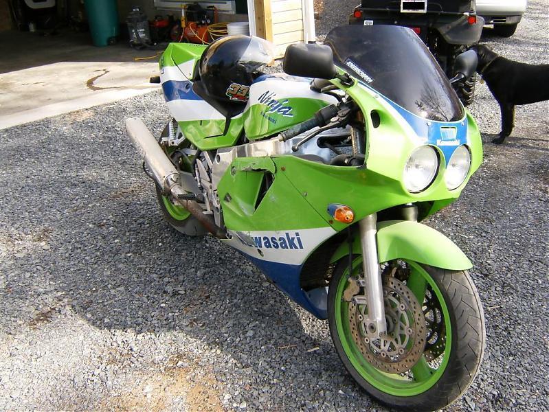 1989 Kawasaki Ninja Zx7 Kawiforums Kawasaki Motorcycle Forums