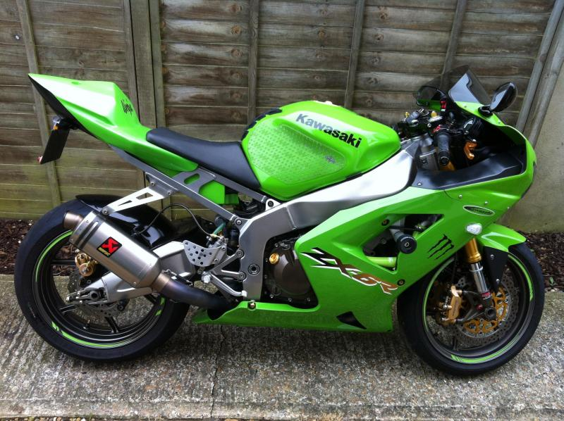 Kawasaki Ninja Forums