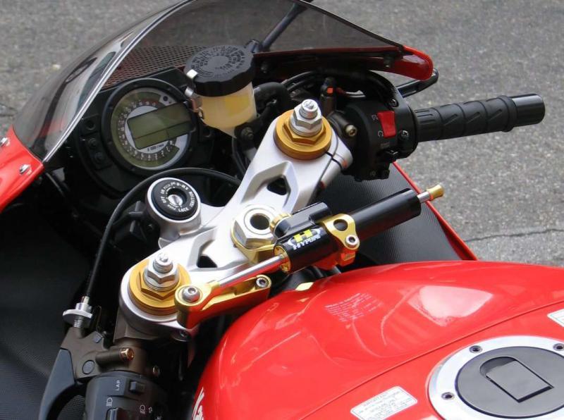 Ducati Monster Steering Damper