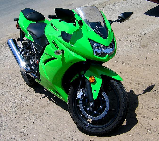 Kawasaki 250 Ninja For Sale – Idées d'image de moto