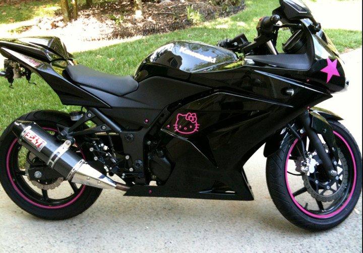 Ninja 250R Pictures