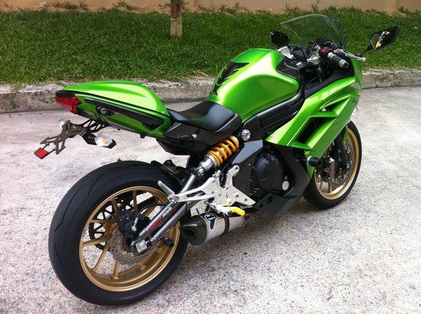 Kawasaki Ninja Custom Fairings