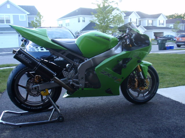 2003-2004 Kawasaki Zx-6r Picture Thread!! - Page 5