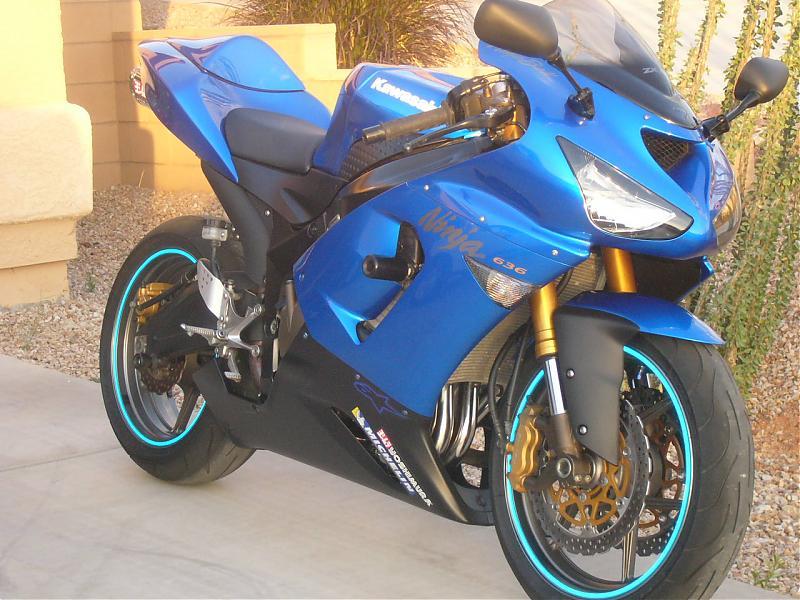 2005 Ninja Zx6r 636 For Sale Kawiforums Kawasaki Motorcycle Forums