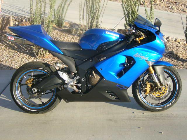2005 ninja zx6r/ 636 for sale - kawiforums - kawasaki motorcycle