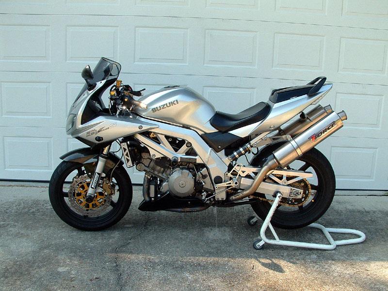 Suzuki Street Fighter Motorcycles