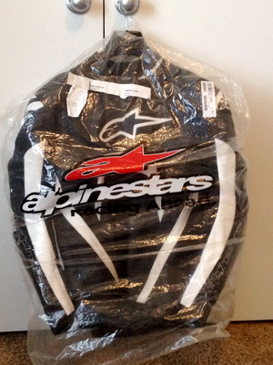 Alpinestars Tech 1-R Leather Jacket - ZX Forums