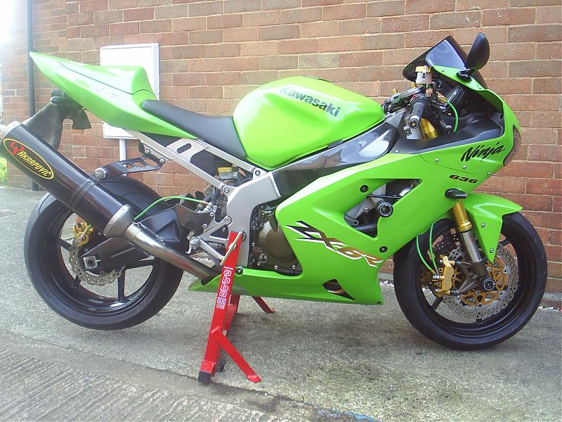 2003 2004 Kawasaki Zx 6r Picture Thread Page 3