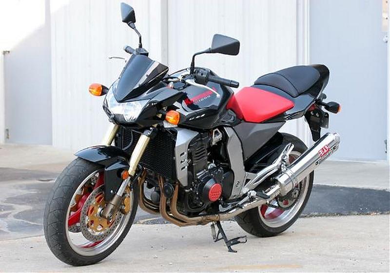 2003 Kawasaki Z1000 Review – Idea di immagine del motociclo