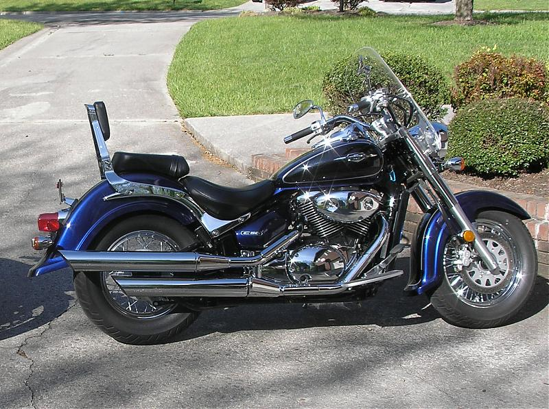 Jeep Knoxville Tn 2005 Suzuki Boulevard C50 LOW miles Perfect Condition EXTRAS - $5100 ...