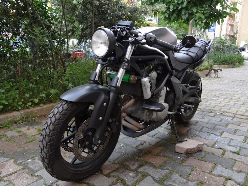 Are Motorcycle Engine Guards Worth It Cafe Racer