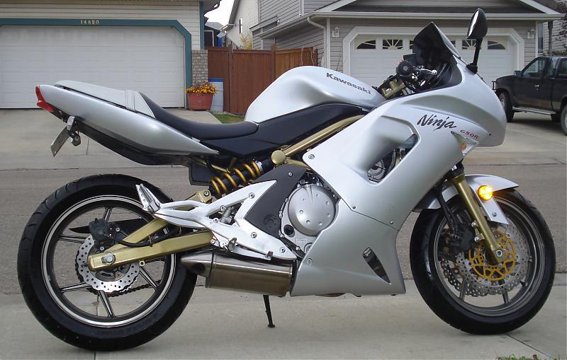 Ninja 650r For Sale In Edmonton Alberta Kawiforums Kawasaki