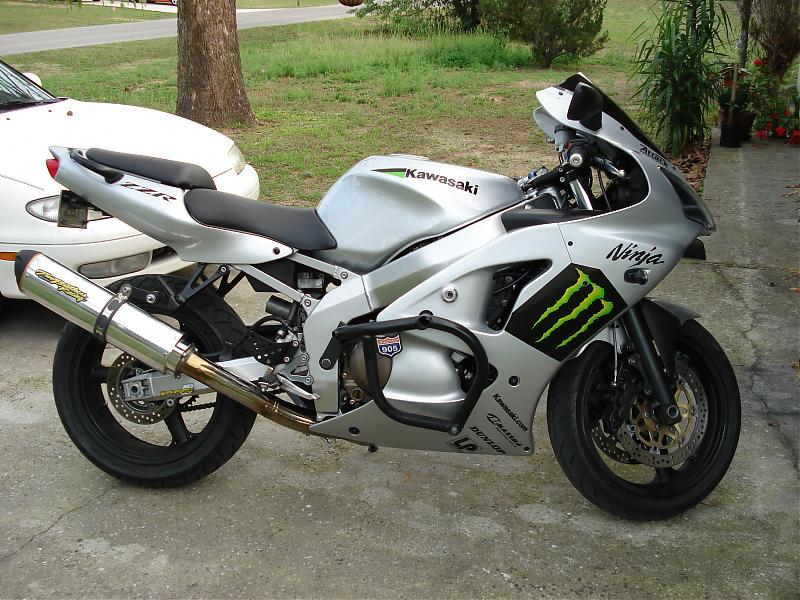 exhaust for 06 ZZR600 - Page 2 - KawiForums - Kawasaki Motorcycle ...