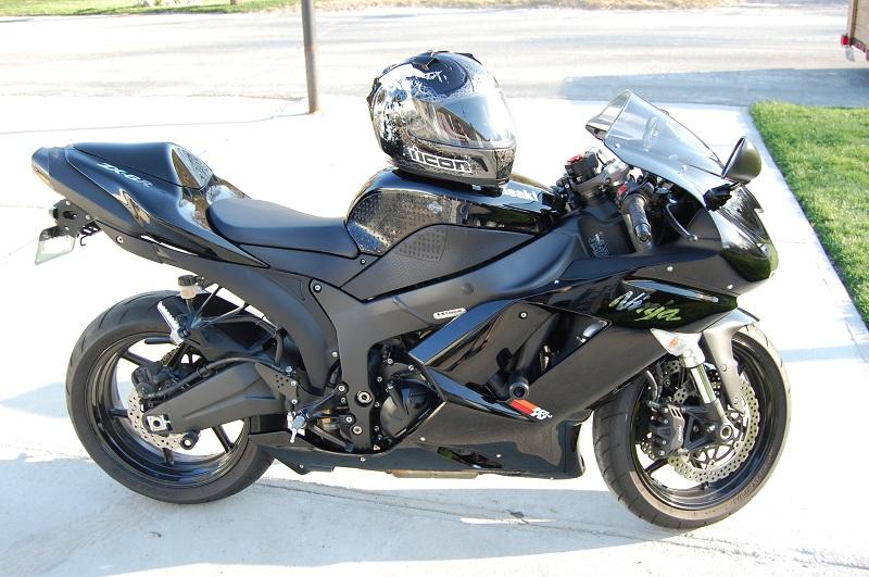 2007 Kawasaki Ninja ZX6R $6000 - KawiForums - Kawasaki Motorcycle Forums