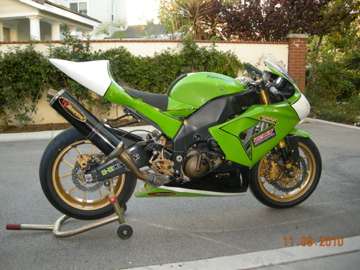 2004 kawasaki zx10r track bike 4500 obo kawiforums. Black Bedroom Furniture Sets. Home Design Ideas
