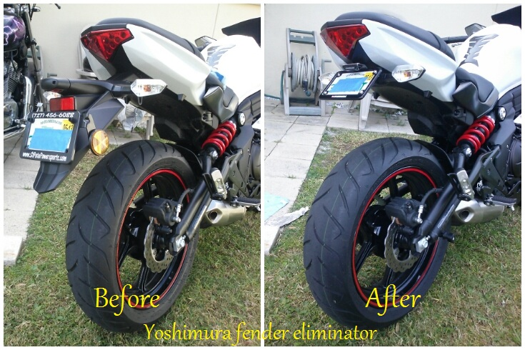 2013 Ninja 650 MODS! Fender eliminator, frame sliders, windscreen and more!-fender-eliminator.jpg