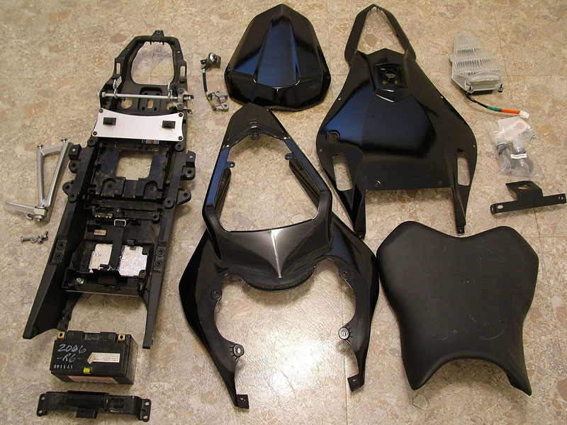 Can Light Conversion Kit >> 06/07 R6 tail conversion for 98-02 ZX6R - KawiForums - Kawasaki Motorcycle Forums