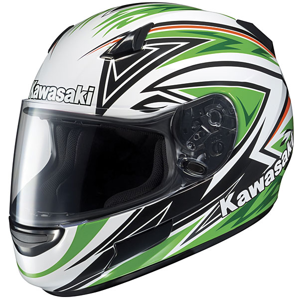 what helmet to match kawasaki green? - kawiforums - kawasaki