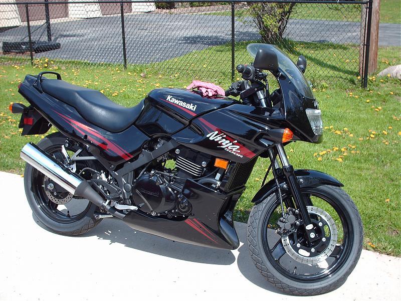 2008 ninja ex 500 - KawiForums - Kawasaki Motorcycle Forums