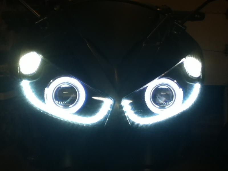 2009 - 2012 Kawasaki ZX6R ZX-6R BiXenon hid Projector dual headlights kit Angel Eyes-imageuploadedbymo-free1364921601.067948.jpg