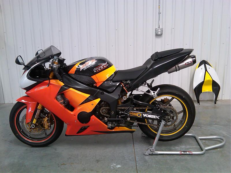 06 Zx6rr Race Track Or Street Bike For Sale Kawiforums Kawasaki