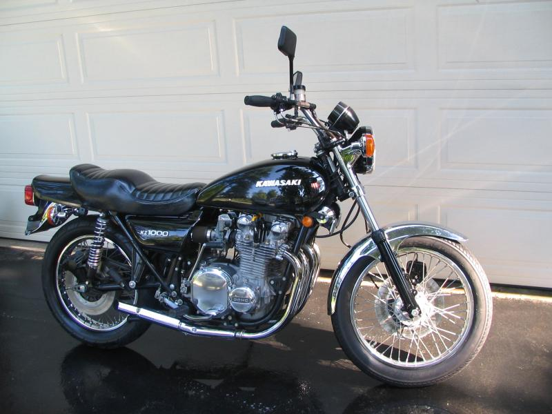 1977 kz1000 - KawiForums - Kawasaki Motorcycle Forums