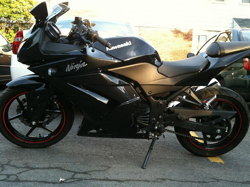 Blue Book For Motorcycles >> 2009 Kawasaki Ninja 250R - $4500 OBO - KawiForums - Kawasaki Motorcycle Forums