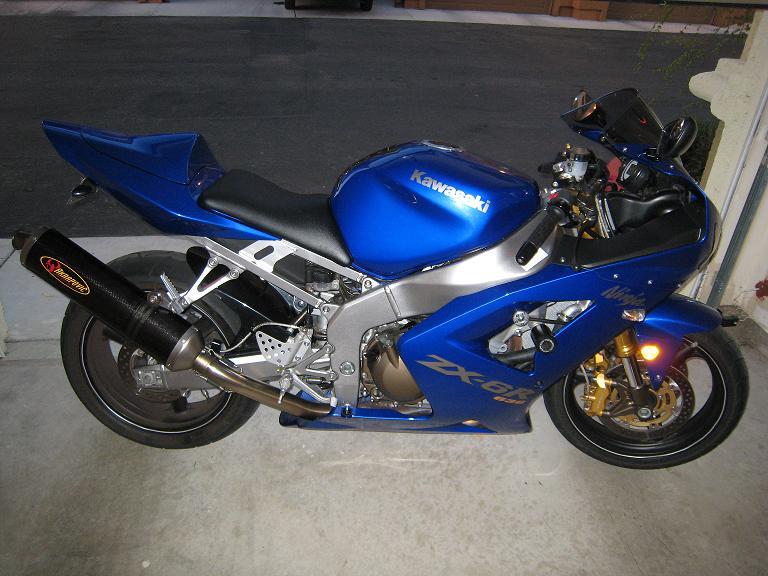 2003 2004 Kawasaki Zx 6r Picture Thread Kawiforums