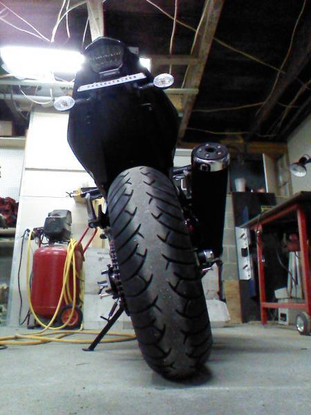 custom 250r with a 180 rear tire - page 3 - kawiforums - kawasaki