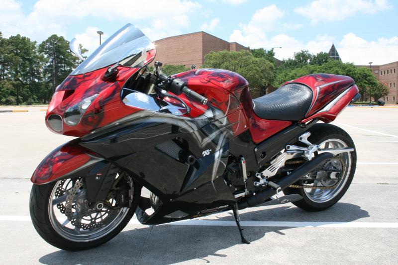 Custom zx14 for sale - Used Kawasaki Zx14 Custom Show Bike For Sale