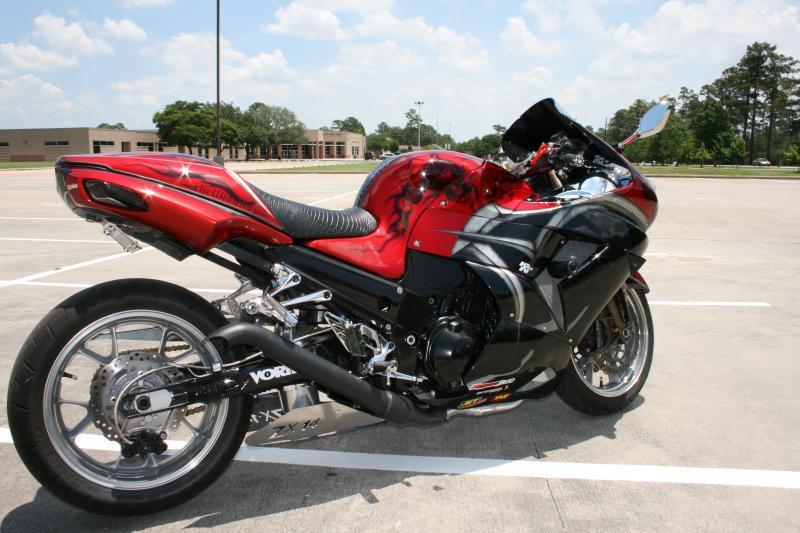 Custom 06 Zx14 Kawiforums Kawasaki Motorcycle Forums