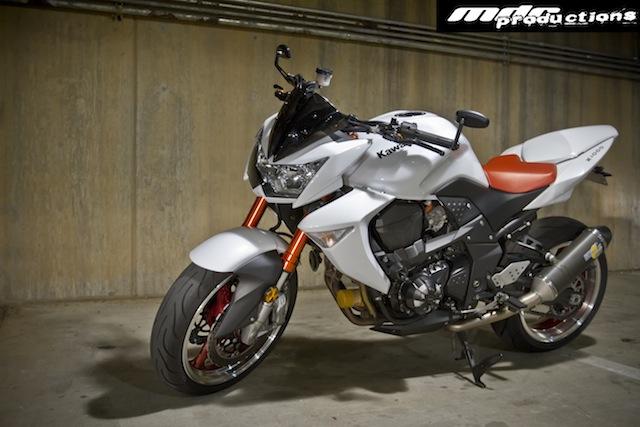 FS For Sale MD2008 Kawasaki Z1000 W EXtras