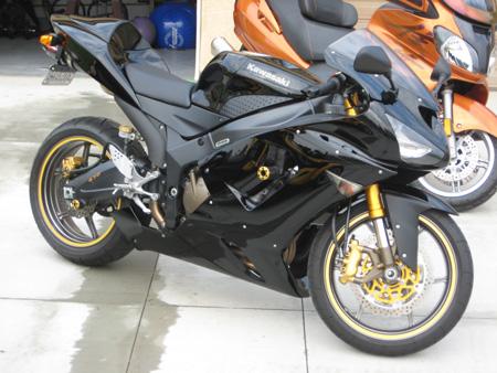 2006 Kawasaki Ninja ZX6R (636) - KawiForums - Kawasaki Motorcycle Forums