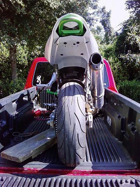 03/04 636 Stunt parts  Sick stunt cage Sick subcage round bar Vortex