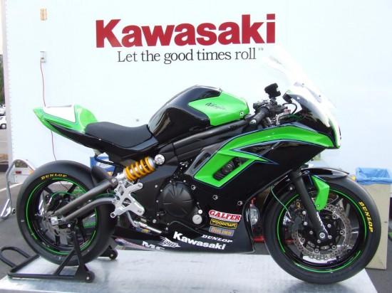Click Image For Larger Version Name Ninja 650 Race Roadracing World