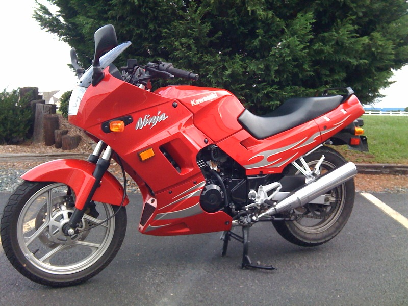 2007 Ninja 250R for sale - KawiForums - Kawasaki Motorcycle Forums