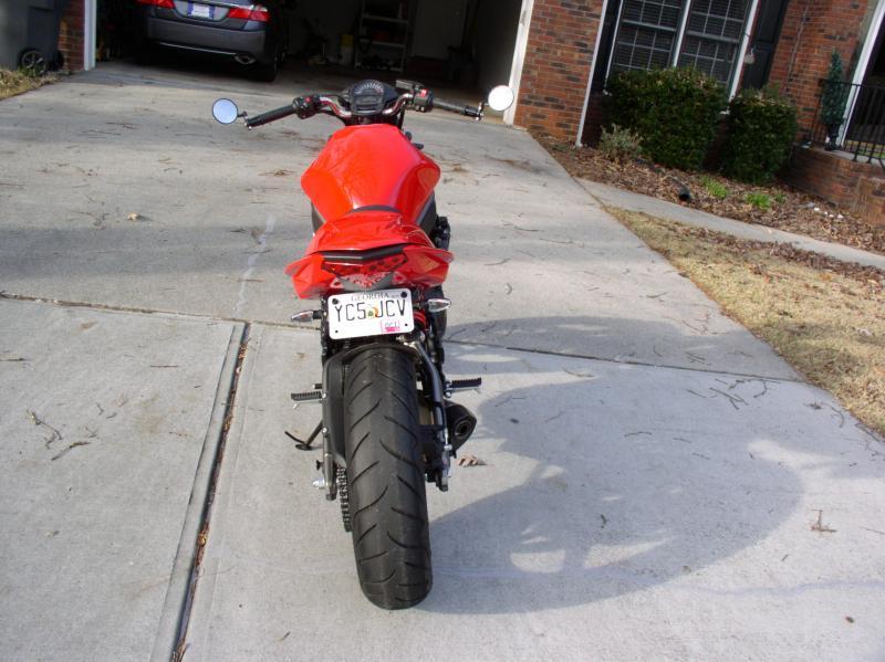 2012 Ninja 650r converted to streetfighter - KawiForums