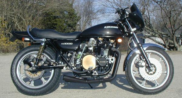 Kawasaki Kz P For Sale