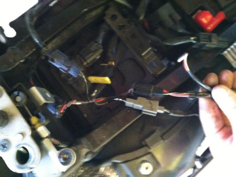 kawasaki ninja wiring harness routing need wiring help    kawasaki motorcycle forums  kawasaki motorcycle forums