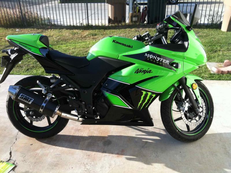 My new 2011 ninja 250 SE!!! - KawiForums - Kawasaki Motorcycle Forums
