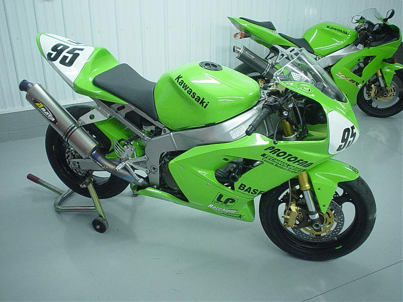 2003 Zx 6r 636 Track Bike 3500 Kawiforums Kawasaki