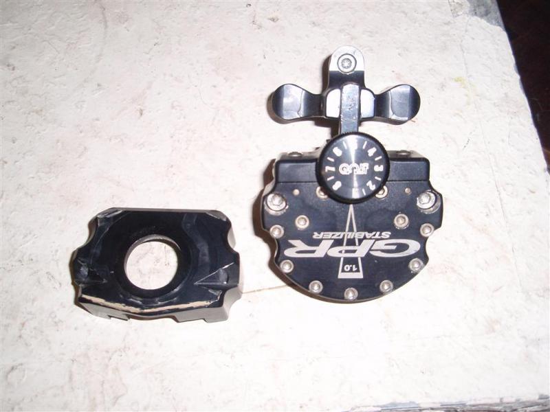 05 06 zx6r gpr v1 stabilizer