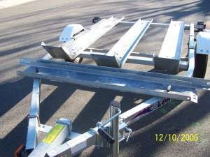 Fs Load Rite 3 Rail Motorcycle Trailer 800 Negotiable