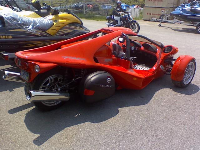 T-Rex three-wheeler bike - KawiForums - Kawasaki Motorcycle Forums