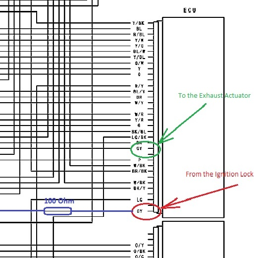ignition wiring diagram needed archive kawiforums kawasaki wiring diagram z1000