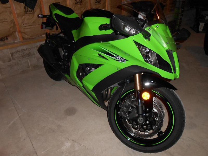 New 4th Gen ZX-10R - KawiForums - Kawasaki Motorcycle Forums