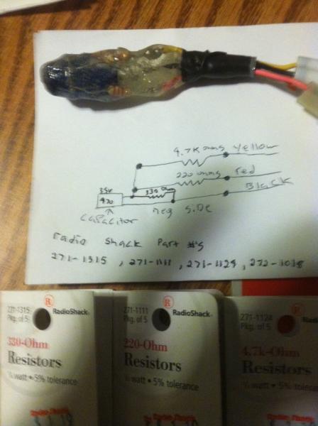 9 Servo Delete W Fi Light Fix Page 7 Kawiforums Kawasaki