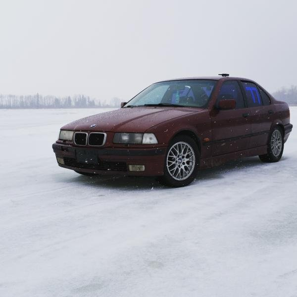 Showcase cover image for RIDEBIKES's 1997 BMW 328i